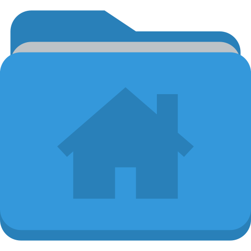 Folder, House Icon Free Of Small Flat Icons