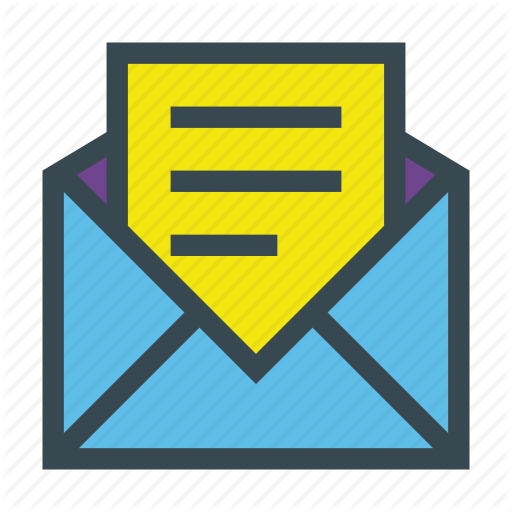Email, Inbox, Letter, Mail, Unread Icon