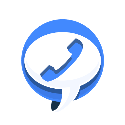 Chat Phone Icon Stark Iconset