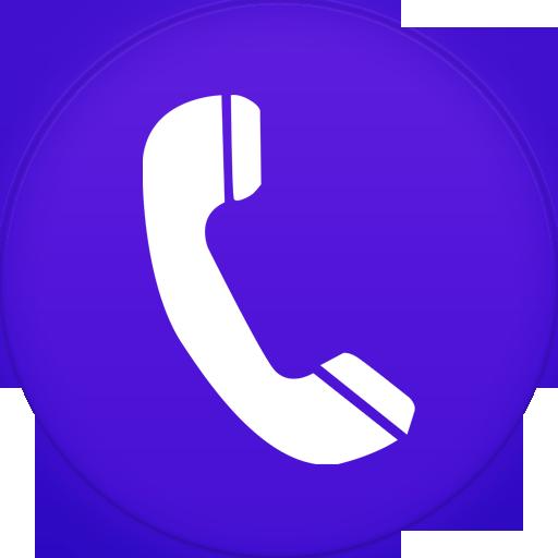 Phone Icon Circle Iconset