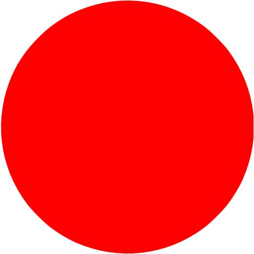 Red Circle Icon