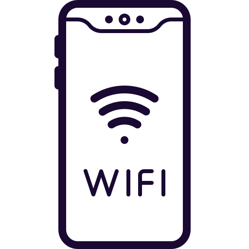 Connection, Internet, Mobile, Wifi Icon Free Of Mobile Smart Phone