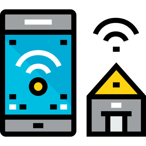 Smart Home Png Icon