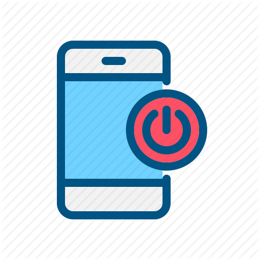Mobile, Off, On, Phone, Power, Smart, Switch Icon