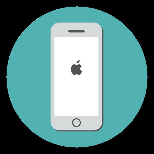 Apple, Device, Ios, Iphone, Iphone Mobile, Smartphone Icon