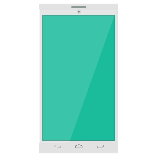 Mobile Phone, Smartphone Icon