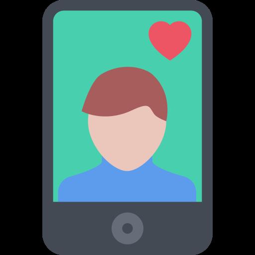 Smartphone Boyfriend Png Icon