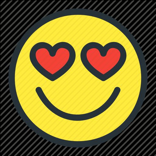 Smiley Face Emoji Text