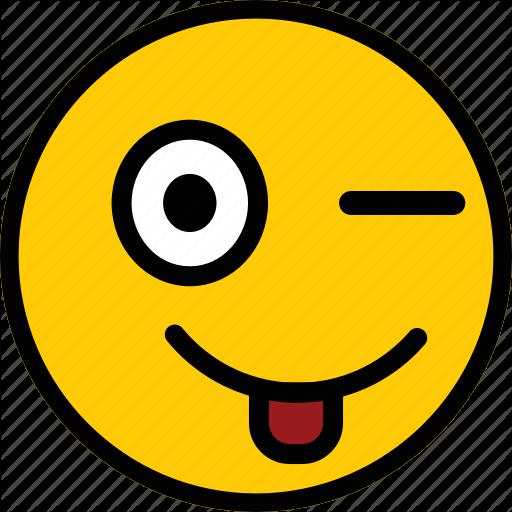 Emoji, Emoticon, Expression, Mock, Smiley Icon