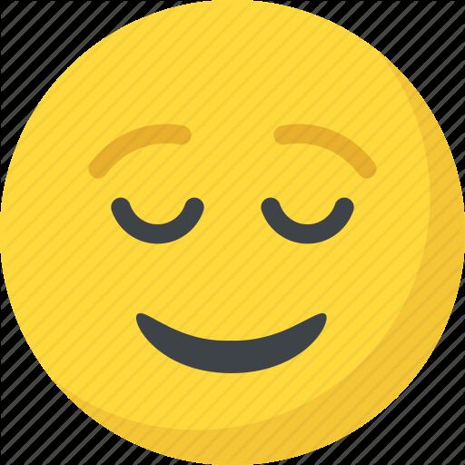 Emoji, Emoticon, Happy, Smiley, Smiling Face Icon