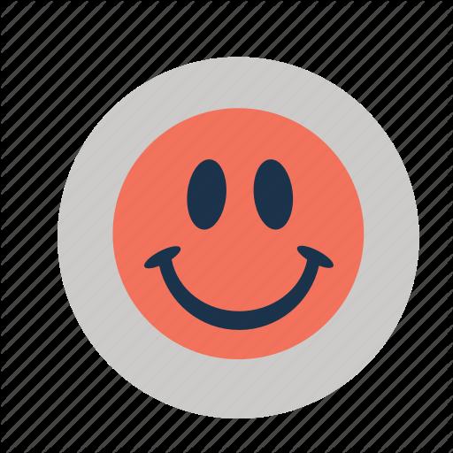 Fun, Happy Face, Smile, Smiley, Smiling Face Icon