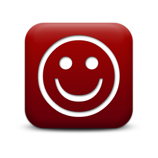 Square Smiley Face Icons Free Icons