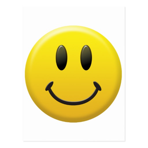 Happy Friday Smiley Face