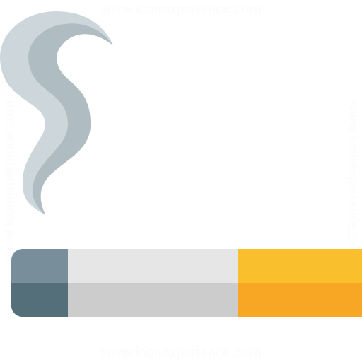 Iconexperience G Collection Cigarette Icon