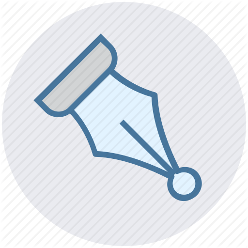 Creative, Design, Graphic, Nib, Pen, Smooth, Tool Icon