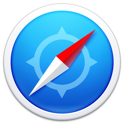 Safari Icon Smooth App Iconset Ampeross