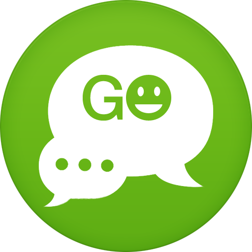 Go, Sms Icon Free Of Circle Addon Icons