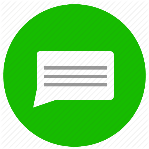 Sms Icon Png Images In Collection