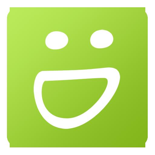 Smugmug Icon Flat Gradient Social Iconset Limav