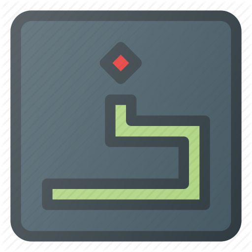 Game, Play, Snake, Video Icon