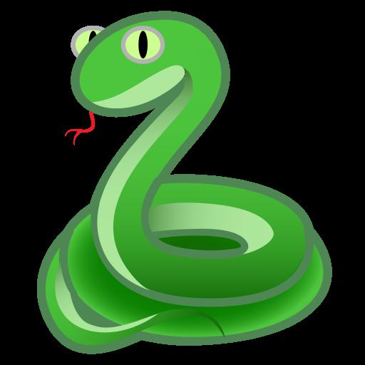 Snake Icon Noto Emoji Animals Nature Iconset Google