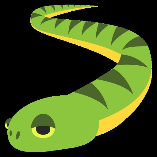Snake Emoji Vector Icon Free Download Vector Logos Art Graphics