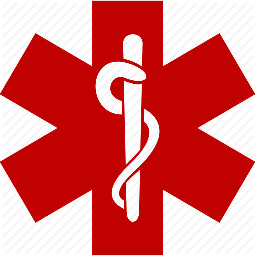 Emblem, Health, Medicine, Snake Icon