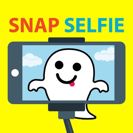 Snap Selfie For Snapchat