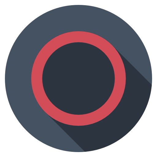 Playstation Circle Dark Icon Playstation Flat Iconset Daniele
