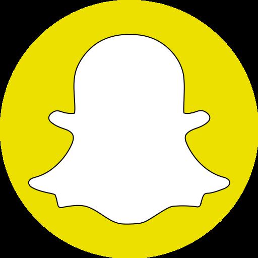 Snapchat, Socialpack, Ubercons Icon