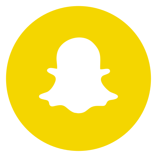 Snapchat, Circle Icon Free Of Social Media Iconset