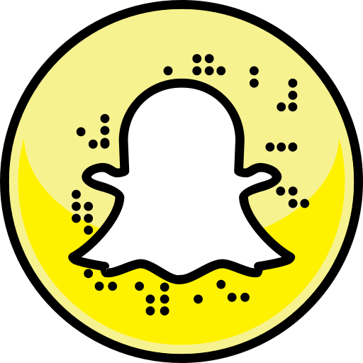 Snapchat Glyph Icon