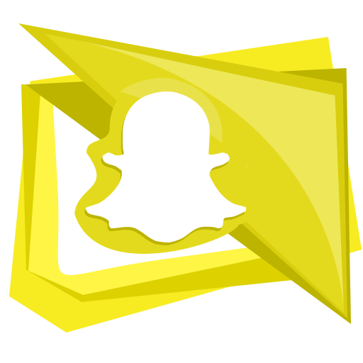 Technology, Snap, Snapchat Icon
