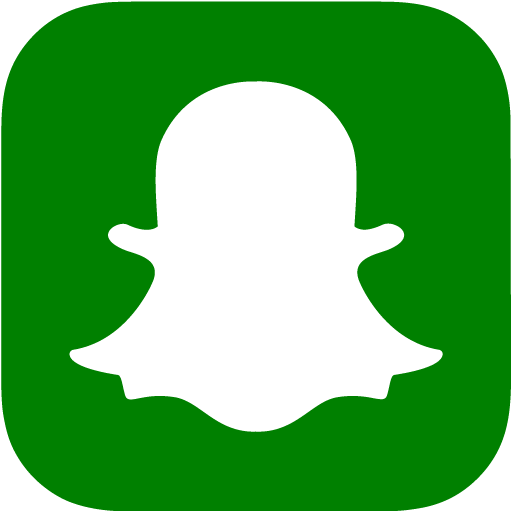 Green Snapchat Icon