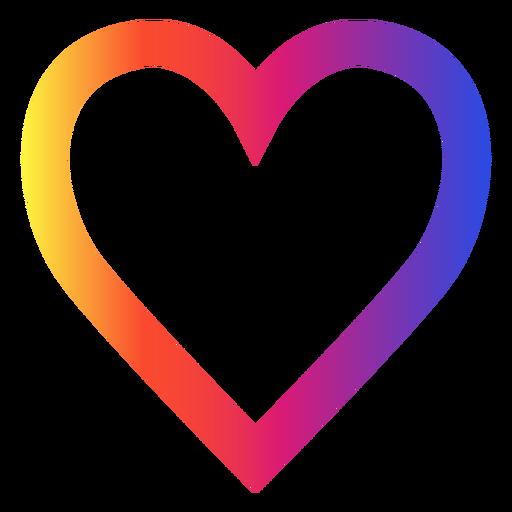 Instagram Heart Icon