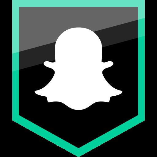 Media, Social, Snapchat Icon