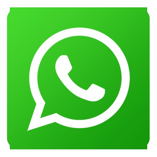 Whatsapp Icon Flat Gradient Social Iconset Limav
