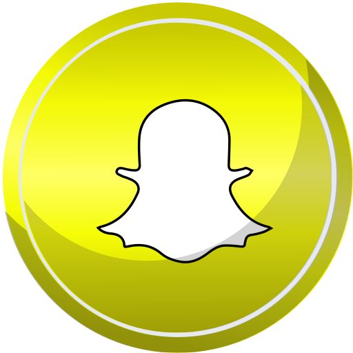 Snapchat Circle Icon Transparent Png Clipart Free Download