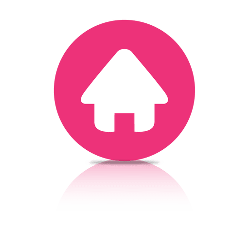 Website Home Shadow Icon