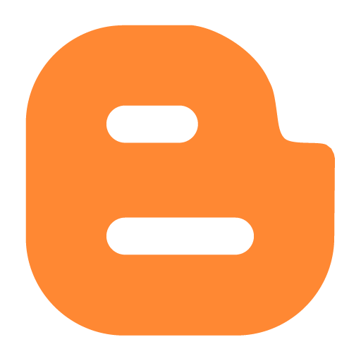Icon Blogger Logo Free