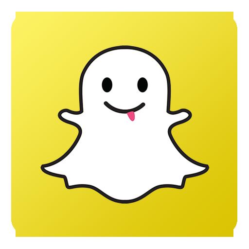 Snapchat Vector Icon