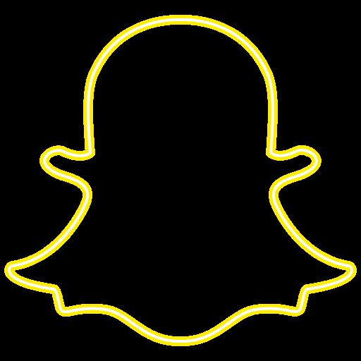 Bell, Logo, Social, Snapchat Icon