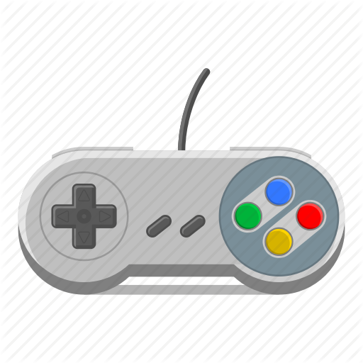Controller, Game, Gamepad, Joystick, Nintendo, Snes, Video Game Icon