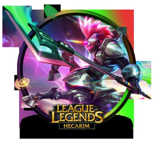 Hecarim Arcade Icon League Of Legends Iconset