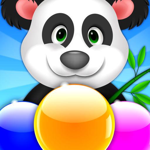 Panda Bubble Ball Pop Shooter Pandas Snoopy