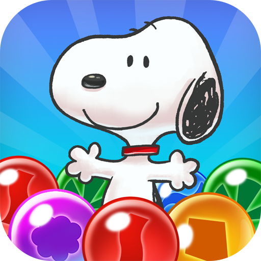 Snoopy Pop Jam City