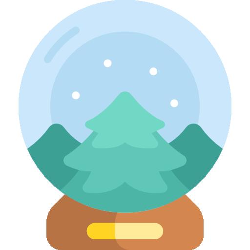 Snow Globe Icon Winter Freepik