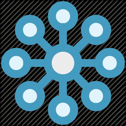 Cold, Flower, Garden, Nature, Snow Icon