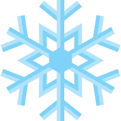 Iconexperience G Collection Snowflake Icon