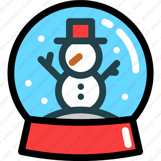 Download Snow,decoration,tree,winter,art,snowball Icon Inventicons